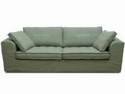 canapea fixa 3 locuri din stofa