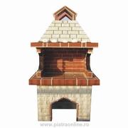 gratare gradina cu acoperis