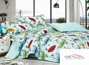 lenjerie de pat din bumbac pentru copii