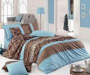 lenjerie de pat din bumbac ranforce de calitate