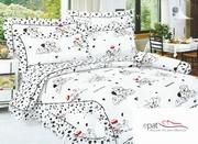 lenjerii de pat pentru copii cu 101 dalmatieni