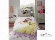 lenjerii de pat pentru copii cu printese