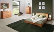 paturi de dormitor din lemn