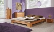 paturi din lemn de brad