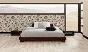 paturi din lemn de cires