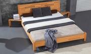 paturi dormitor ieftine de lemn