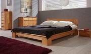 paturi dormitor moderne de lemn