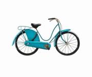 biciclete retro de perete
