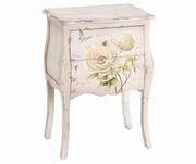 mobilier vintage alb