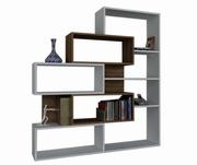 mobila de biblioteca moderna