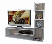 mobila living televizor