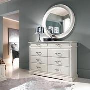 comoda cu oglinda pentru hol