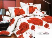 cuverturi de pat 3d cu flori