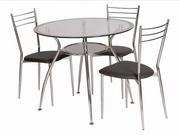 mese si scaune moderne cafenea