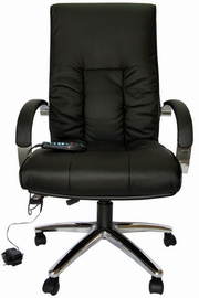 scaun de birou cu masaj si incalzire
