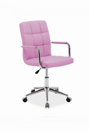 scaune birou copii roz
