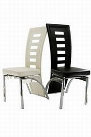 scaune de bucatarie din piele