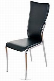 scaune de bucatarie negre