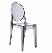 scaune plexiglas transparent