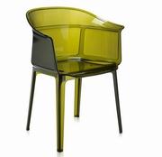 scaune policarbonat transparent