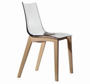 scaune policarbonat transparente