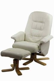 scaune relaxare din piele