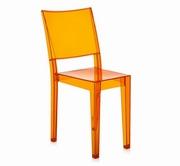scaune transparente pentru cafenea