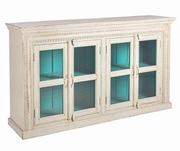 mobilier alb antichizat