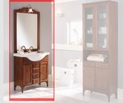 mobilier baie din lemn