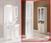 mobilier baie modern alb
