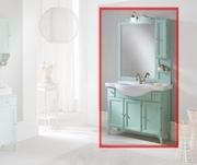 mobilier baie modern verde