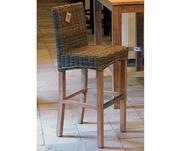 scaune terasa din ratan