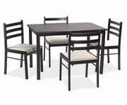 set masa cu 4 scaune bucatarie