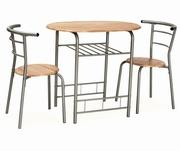 set masa si scaune bucatarie mica