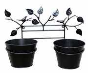 suporturi pentru flori cataratoare