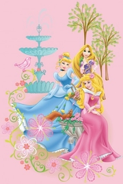 covoare copii princess disney