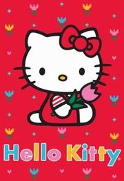 covoare cu desene hello kitty