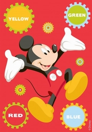 covor cu mickey mouse