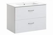 mobilier baie lemn alb ieftin