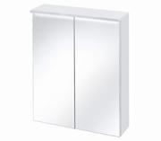 mobilier baie suspendat cu usi oglinda