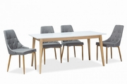 mese si scaune de bucatarie din lemn ieftine