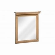oglinda baie cu rama lemn