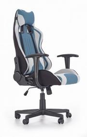 scaun gaming albastru ieftin
