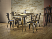 set masa si scaune de bucatarie